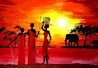 Afrika-impressionen