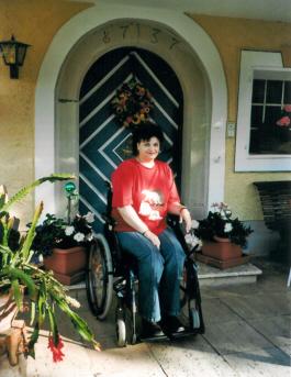 Sonja Bartl - Autorin der Seite gedichte4u.net